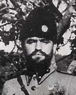 Momčilo Đujić Croatian Serb Chetnik commander