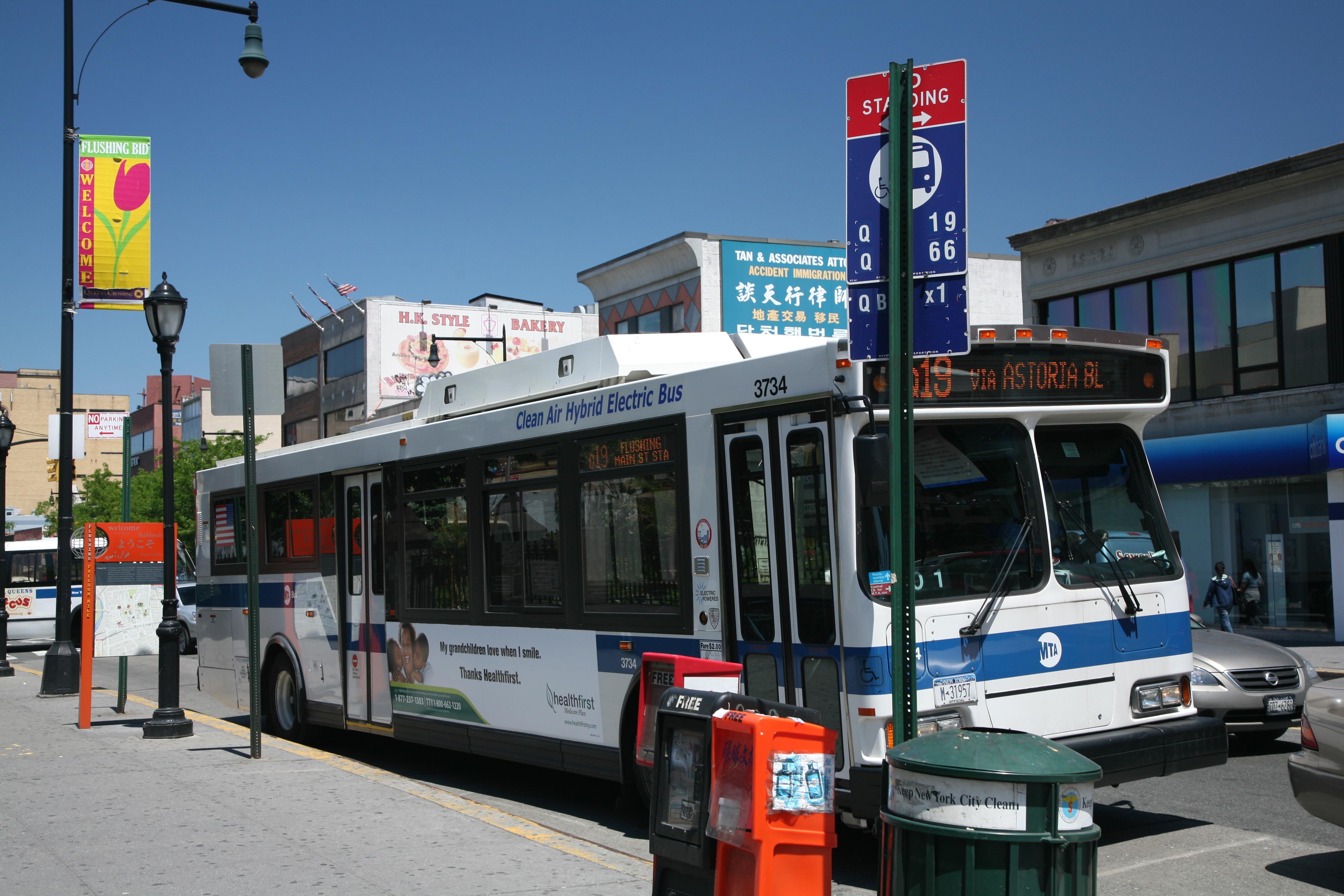 Mta Transit Schedules New York City
