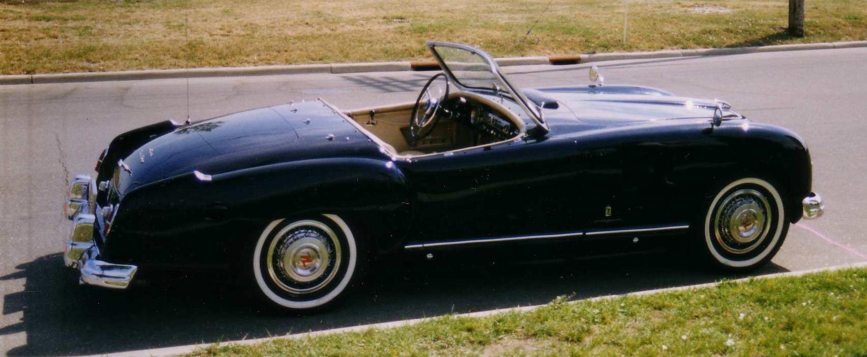 Nash Healey Sports Car For Sale