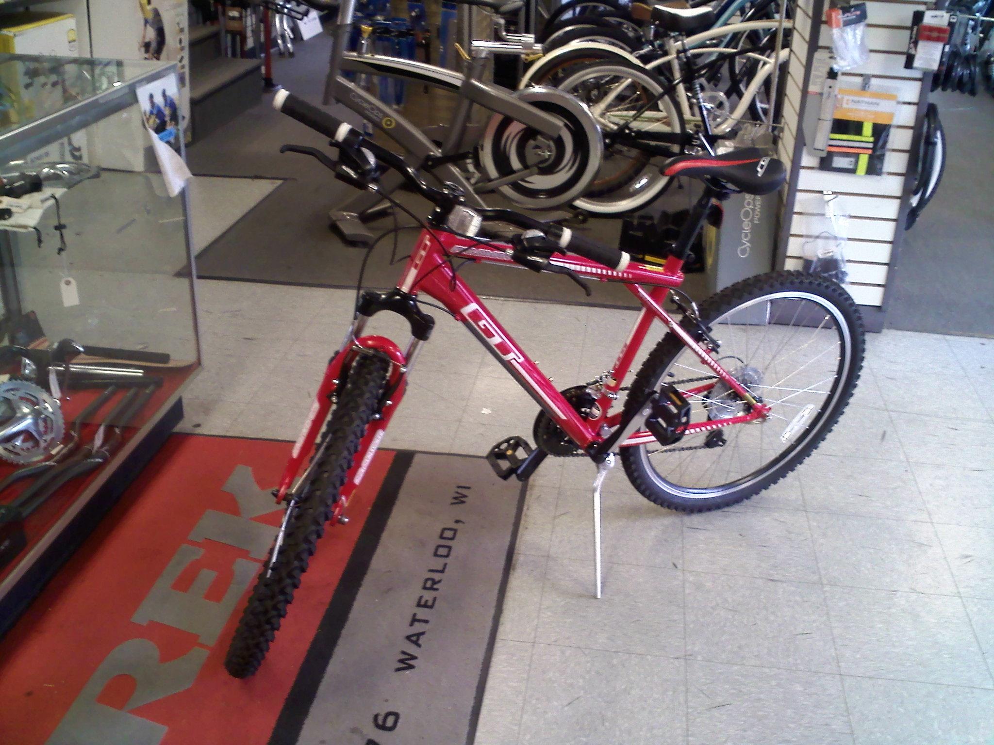 Bikes Gt 1993 Cirque steel GT Palomar MTB
