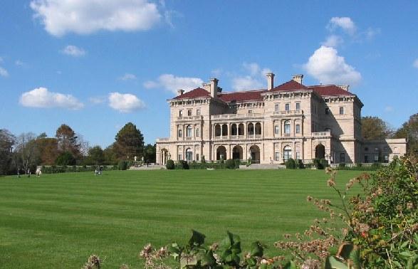 Newport Breakers Mansion Tour