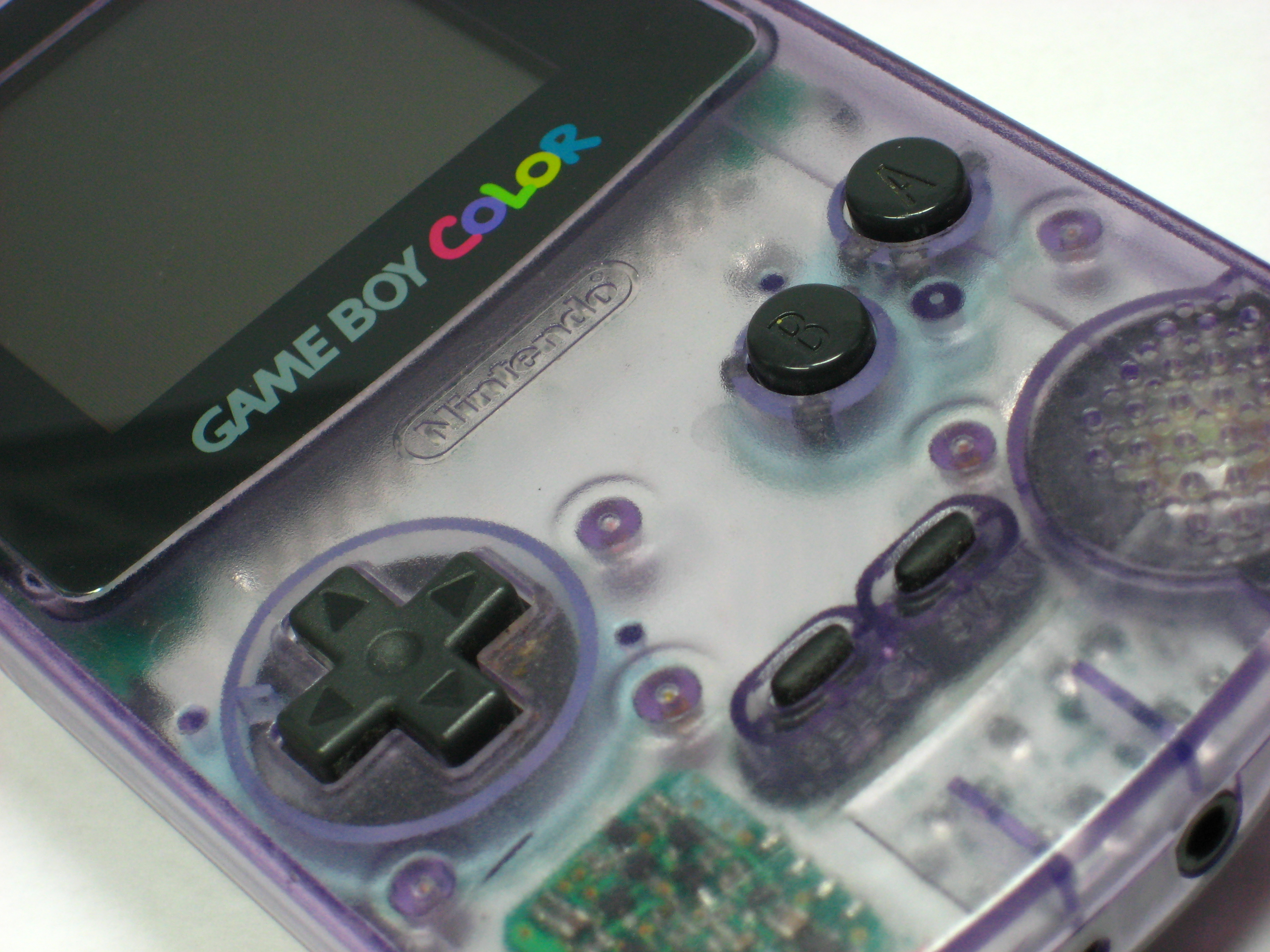 Purple gameboy color worth -  This Gameboy