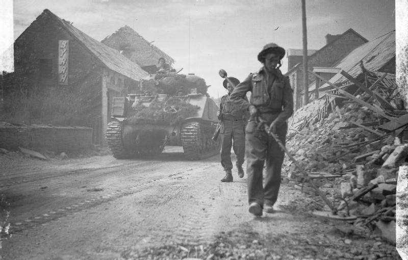 File:Normandy- British and Canadians Push on B8946.jpg