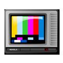 JuegosOnline Nuvola_devices_tv