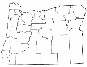 Loko di Newberg, Oregon