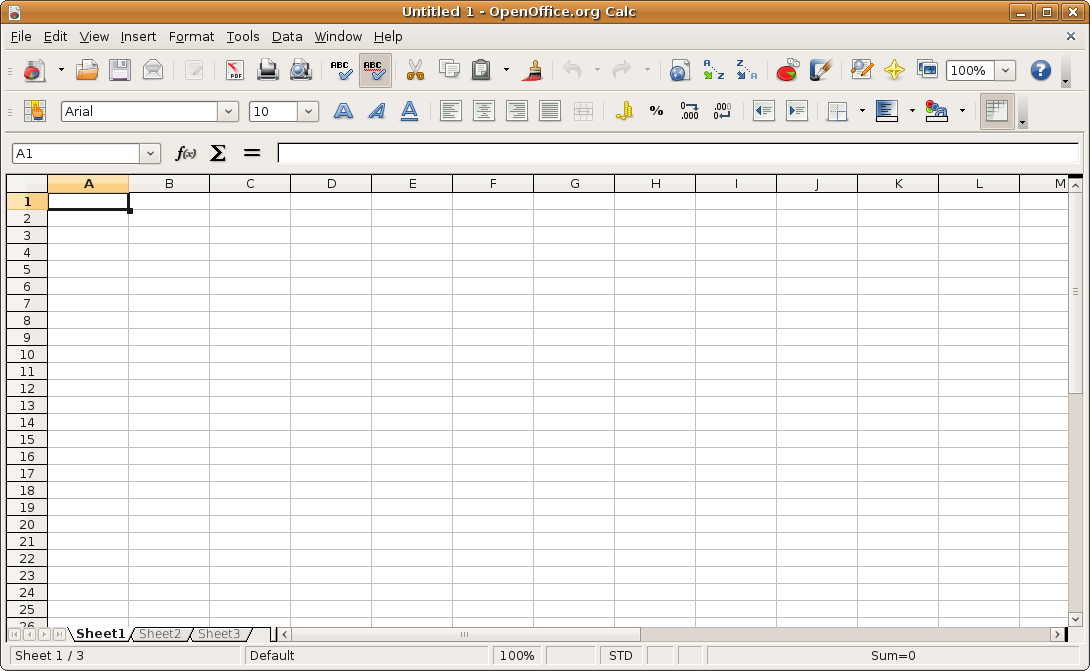 Spreadsheet wikipedia for Open office calc templates