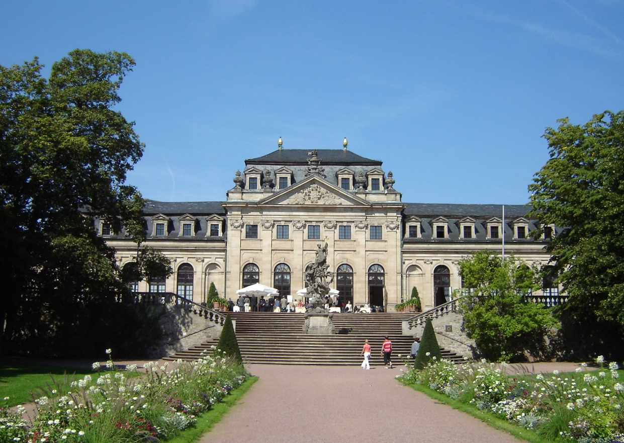 Fulda Germany  city photos gallery : Orangerie des Schlosses, Fulda