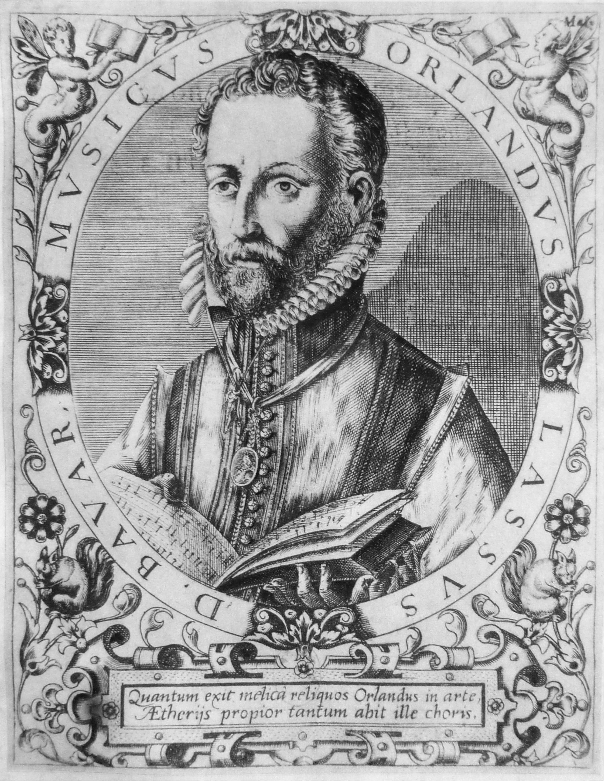 Orlando Di Lasso Regensburg