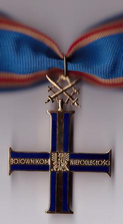Order Of The Cross Of Independence Wikipedia