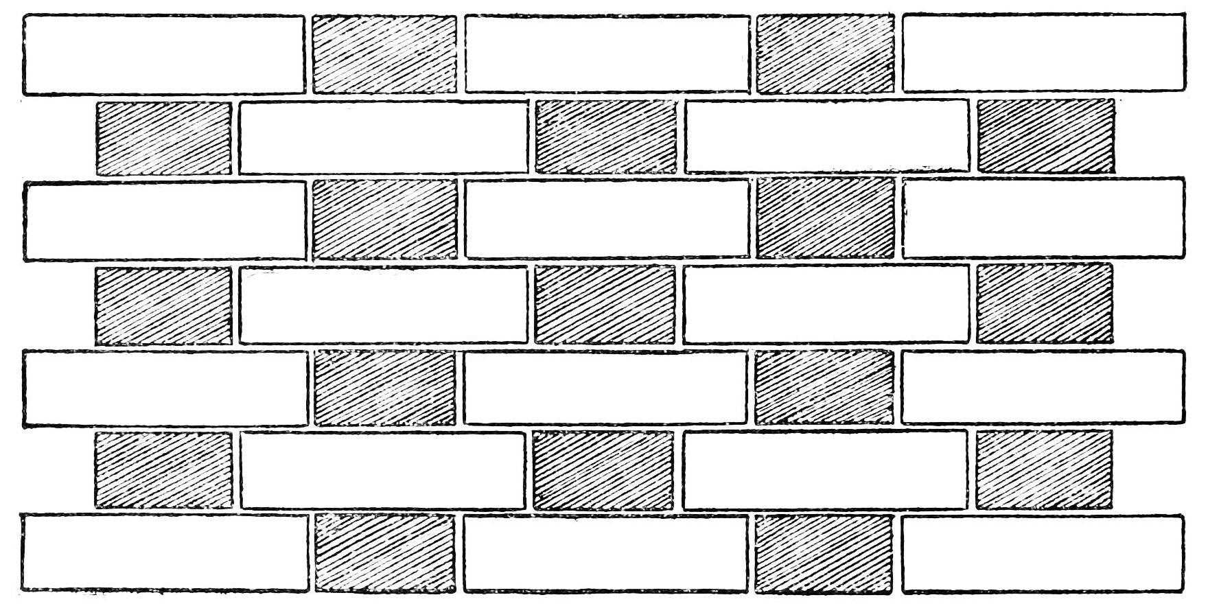 printable brick wall coloring pages - photo#19