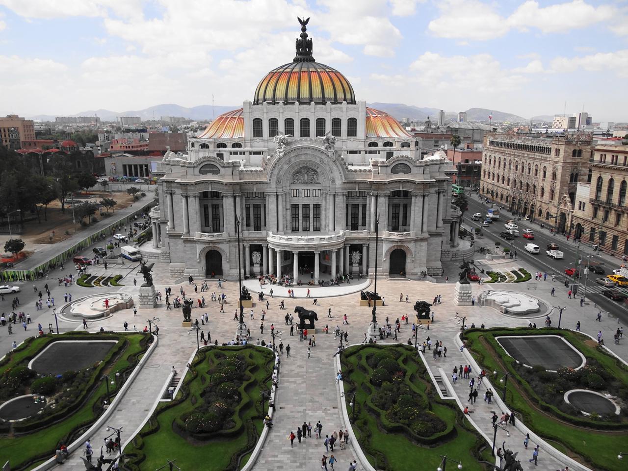 Vivir en mexico df con ni os peque os comentario de for Palacio de los azulejos mexico