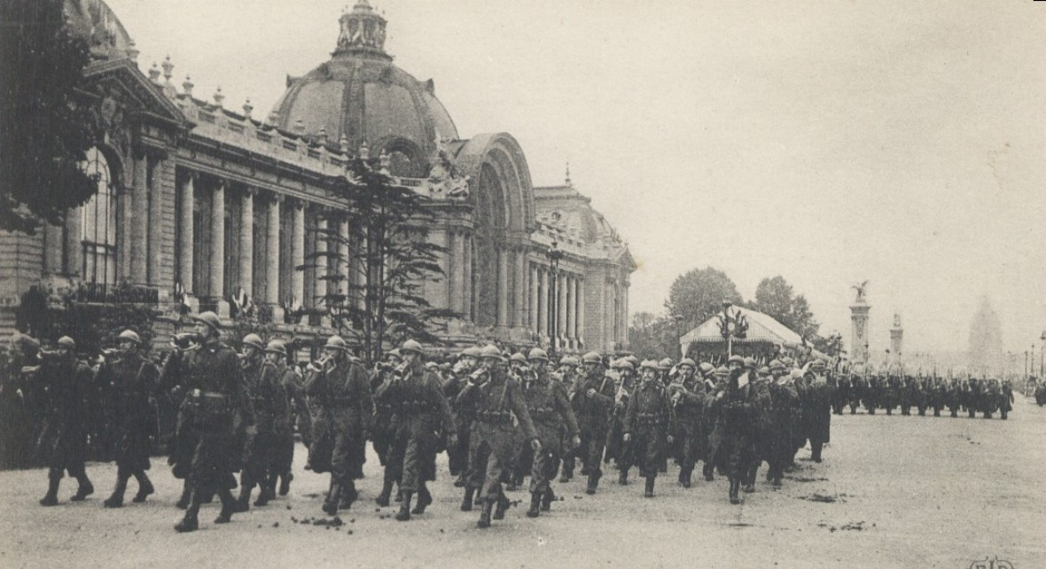 Paris in World War I - Wikipedia