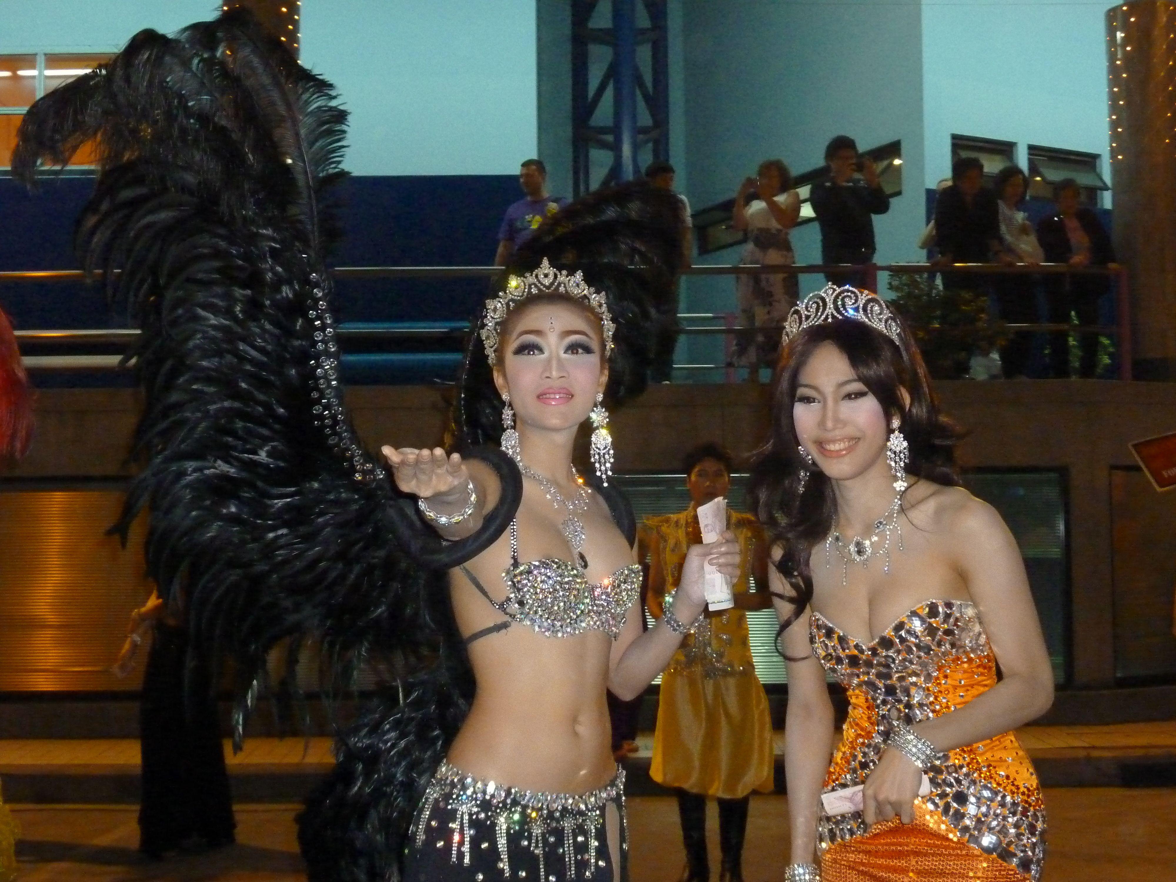Tiffany's ladyboy cabaret show in pattaya