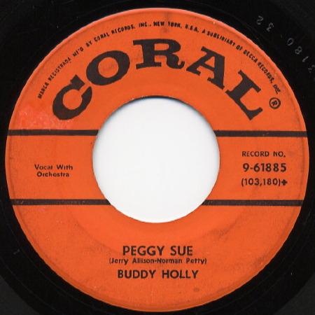 Image result for song peggy sue