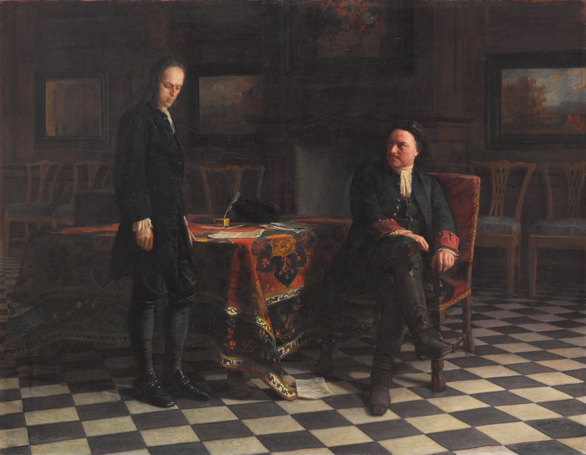 http://upload.wikimedia.org/wikipedia/commons/5/50/Peter_the_Great_Interrogating_the_Tsarevich_Alexei_Petrovich.jpg