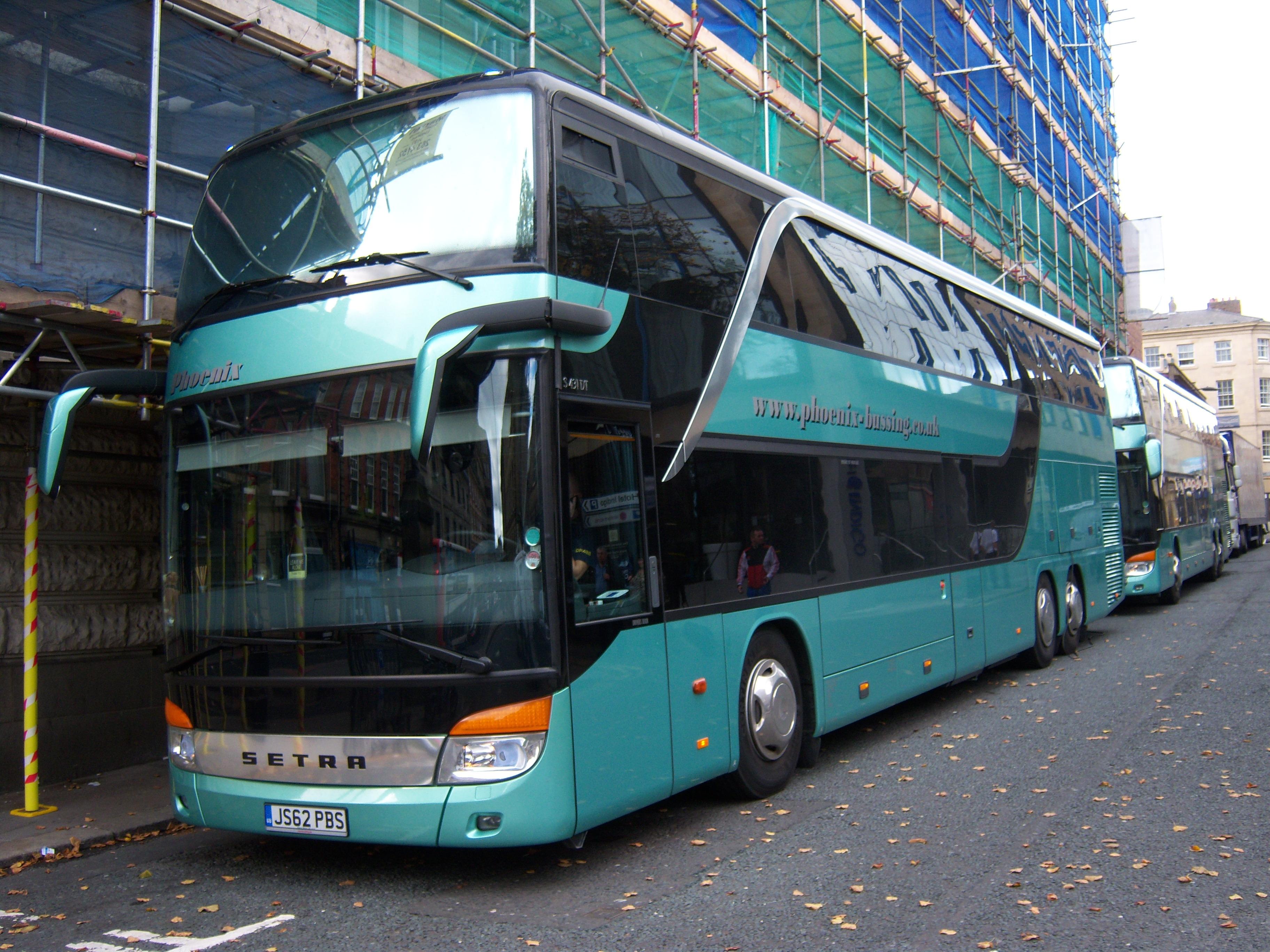 Double Decker Bus Tour Phoenix