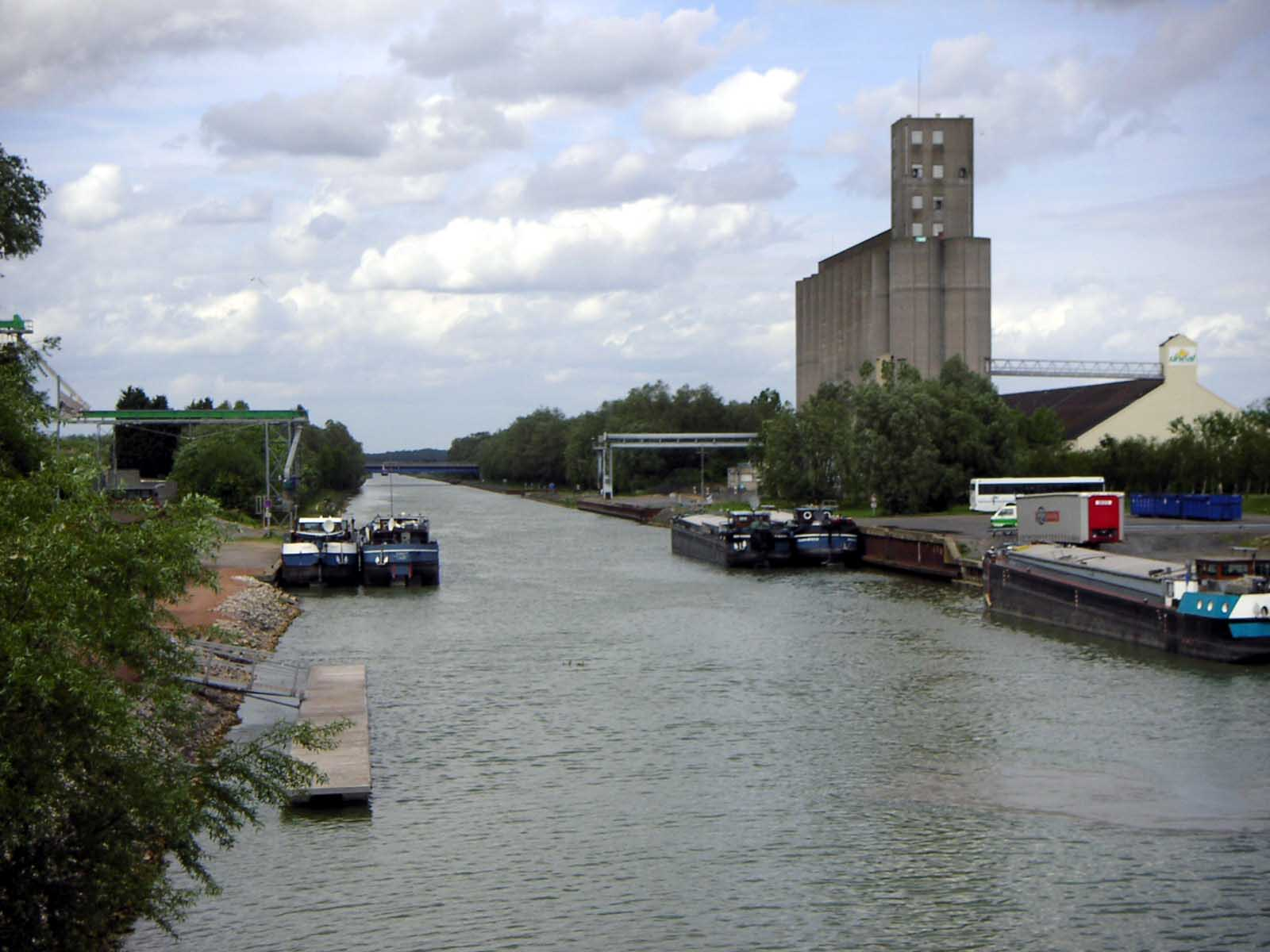 The Canal du Nord