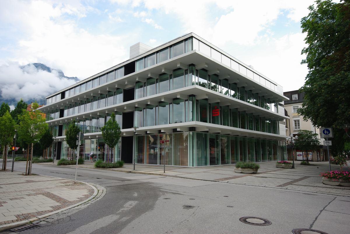 Hauptgeschäftsstelle Bad Reichenhall