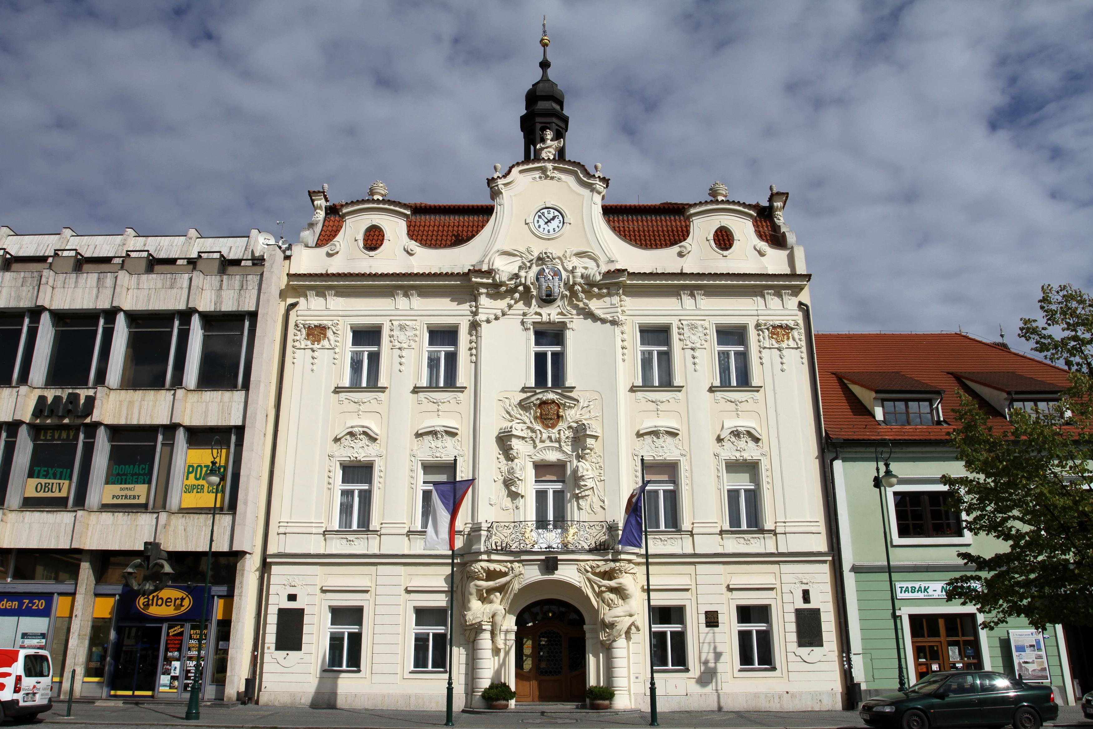 Beroun Czech Republic  City new picture : Description Radnice Beroun