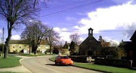 Rainton Village and civil parish in North Yorkshire, England