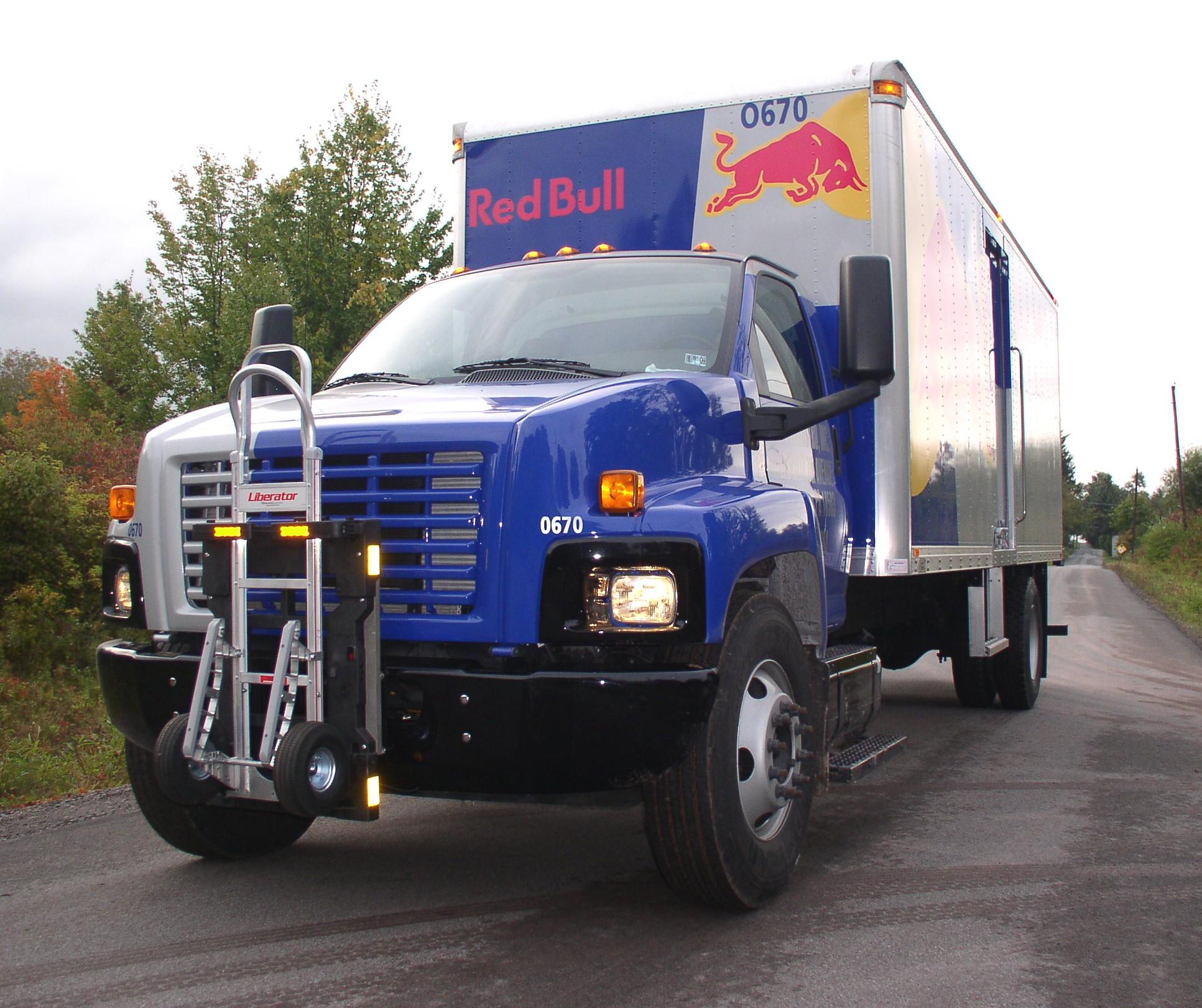 New Red Bull F Car