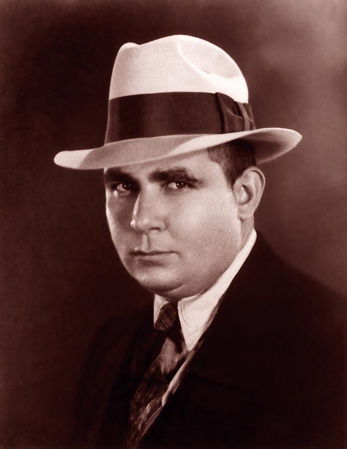 Depiction of Robert E. Howard