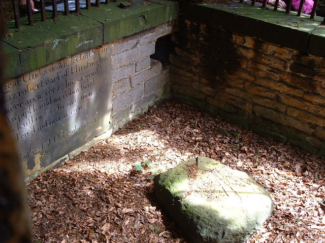 Robin Hood's Grave - geograph.org.uk - 78389