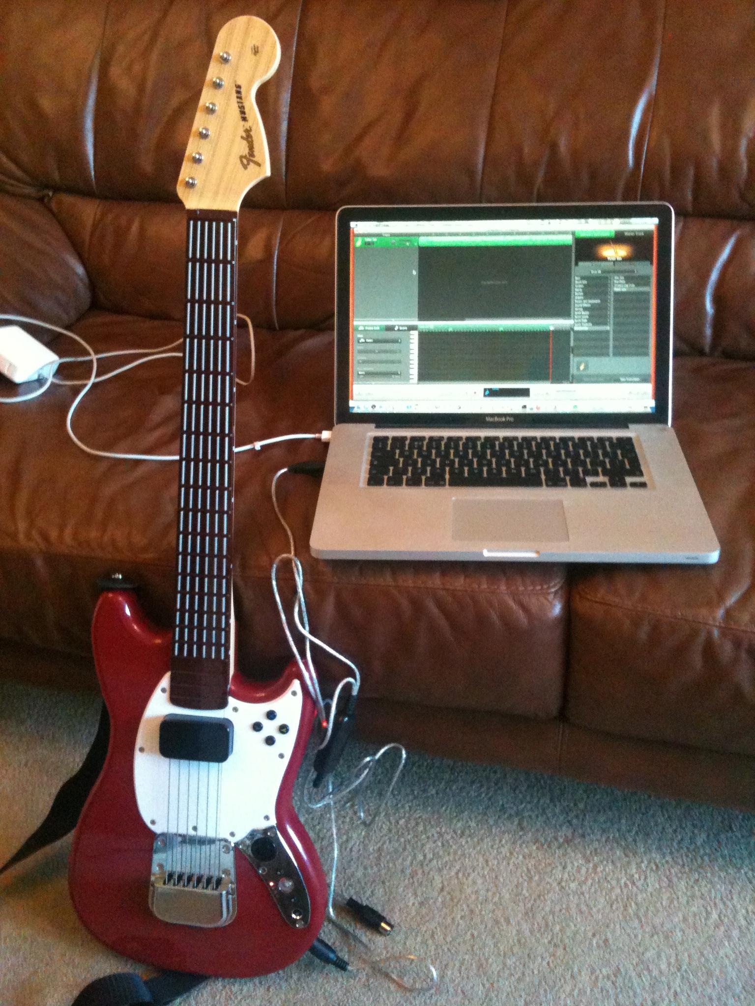 Solange 6 MIDI Guitar - Industrial Radio