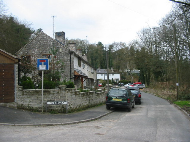 Rudyard Village - geograph.org.uk - 153910