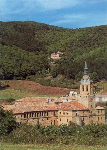 oberes und unteres Kloster