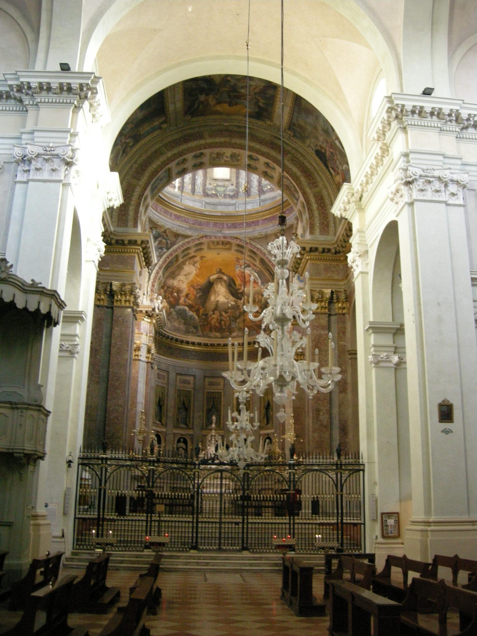 File San Domenico Bologna Interno Arca Di San Domenico