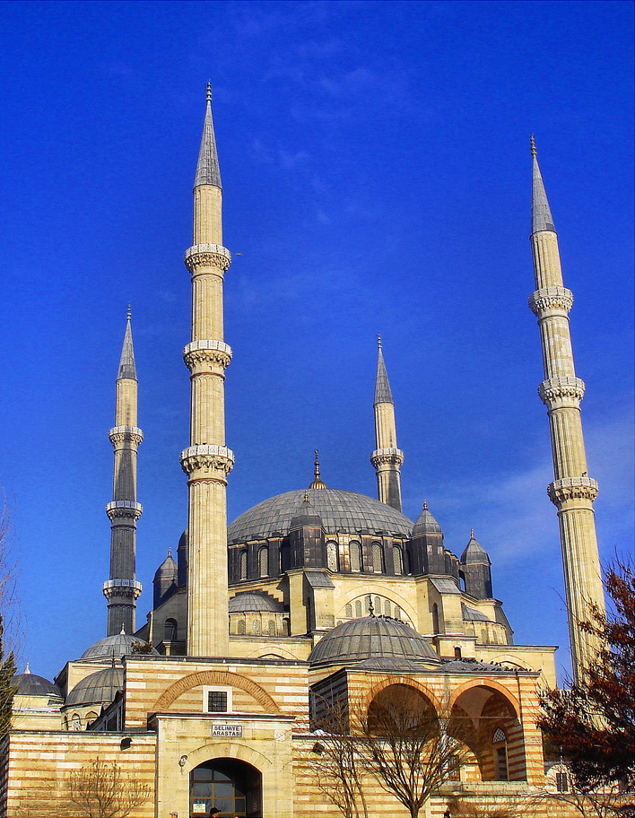 Selimiye Mosque - Wikipedia