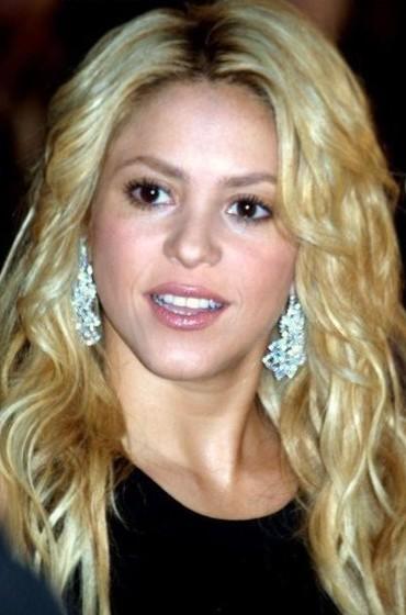 Shakira Größe