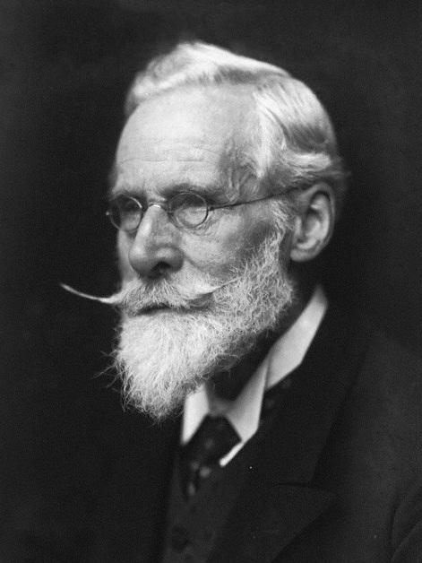 Depiction of William Crookes