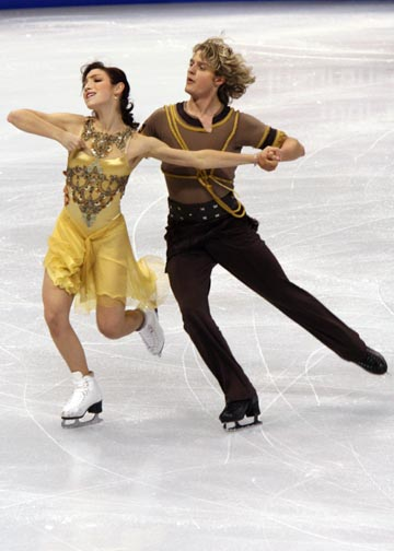 Davis and white figure skating dating