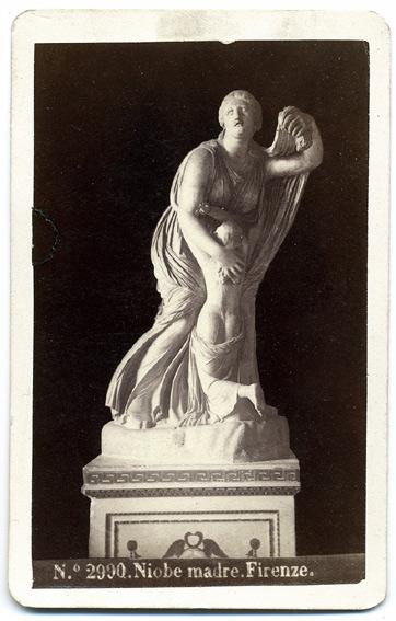 File:Sommer, Giorgio (1834-1914) - n. 2990 - Niobe madre - Firenze.jpg