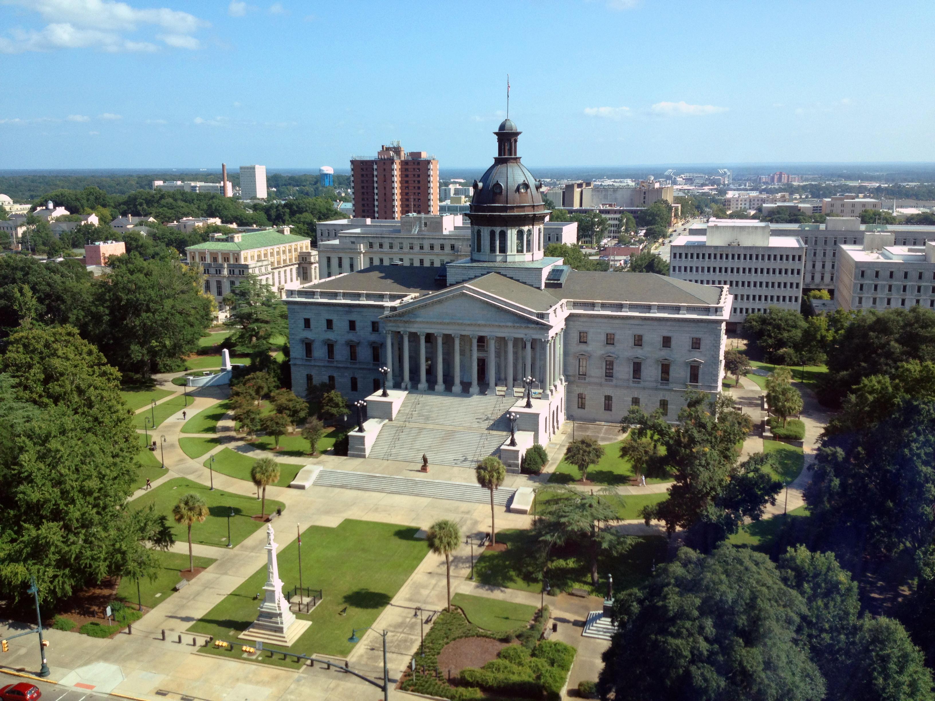 South Carolina State House JPG