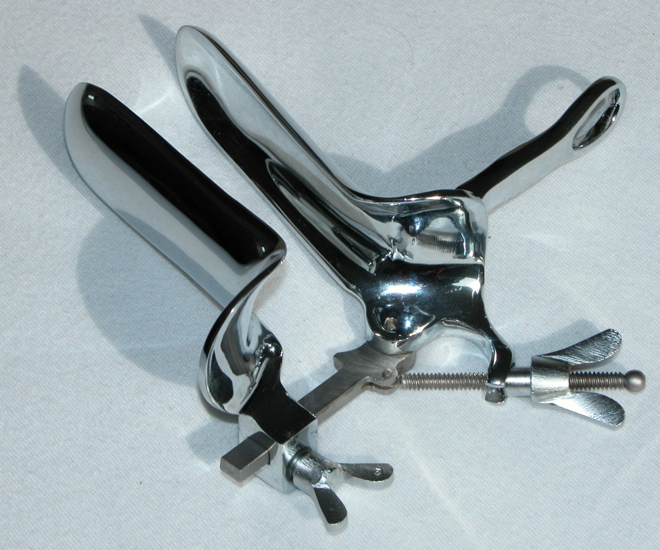 Cusco Vaginal Speculum Medium Extra Long Size