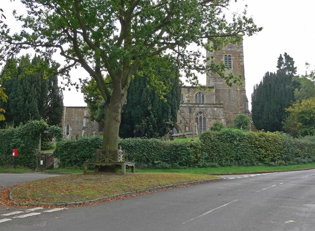 St. Andrew's Church, Foxton - geograph.org.uk - 580604
