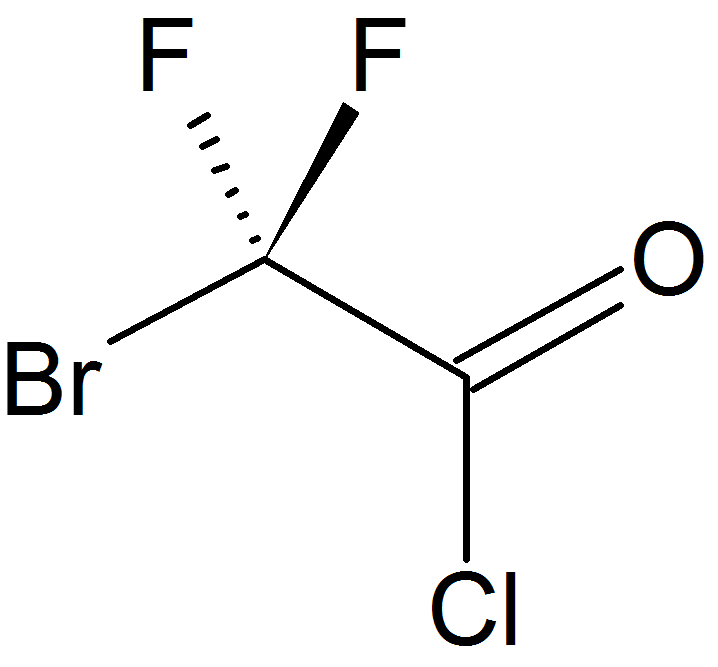 Bromodifluoroacetyl chloride - Wikipedia