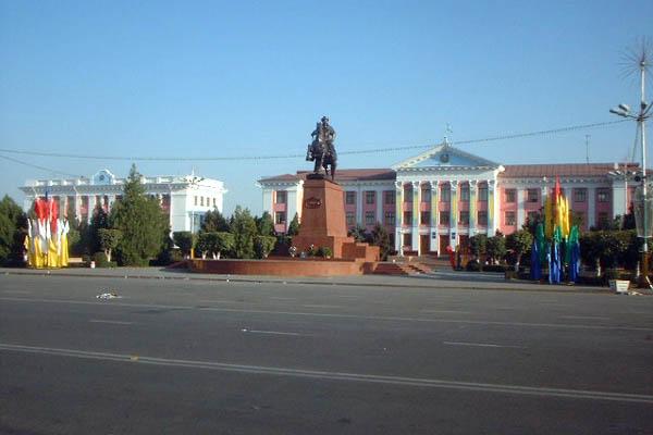 Vé máy bay giá rẻ đi Dzhambul Kazakhstan