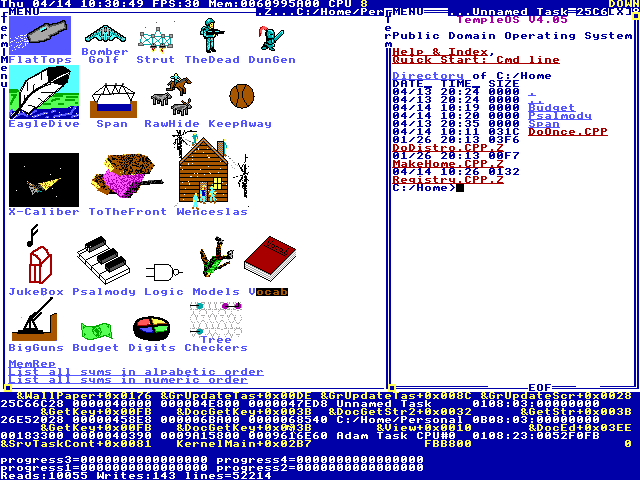 [Image: TempleOS_4.05_session.png]