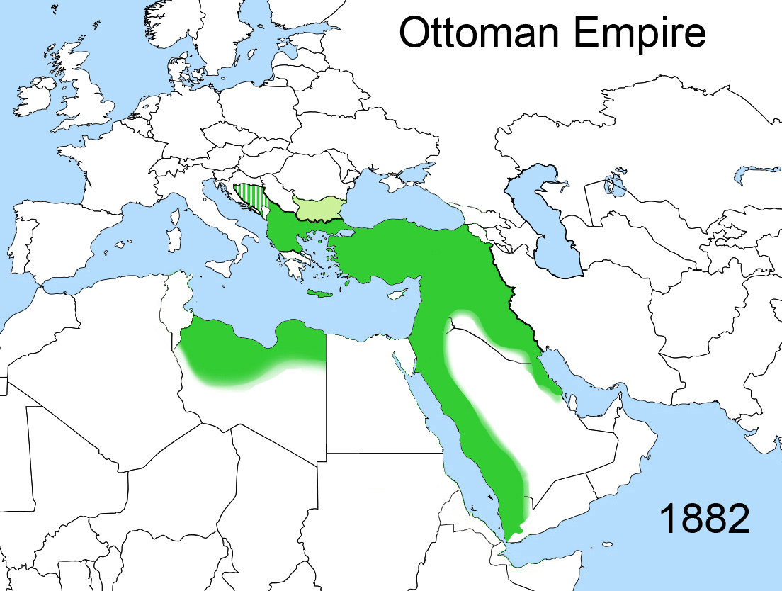Years Of The 19th Century In Ottoman Syria