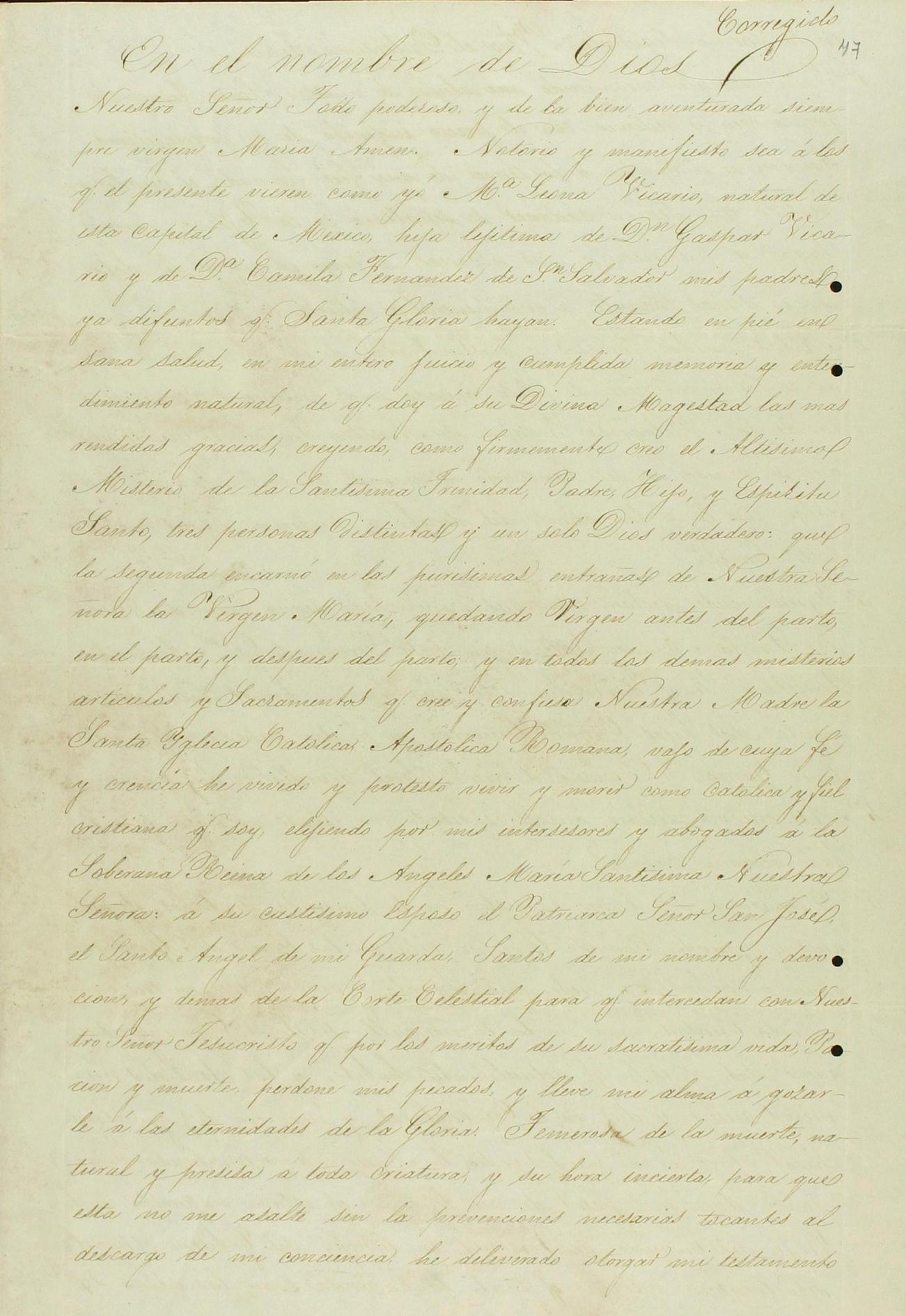 Archivo:Testamento Leona Vicario.jpg - Wikipedia, la enciclopedia libre
