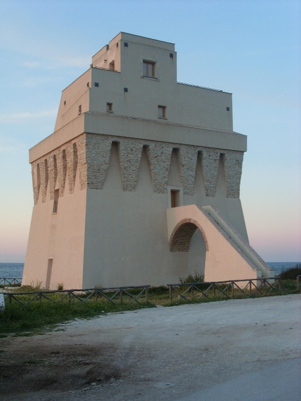 Torre Mileto – Veduta