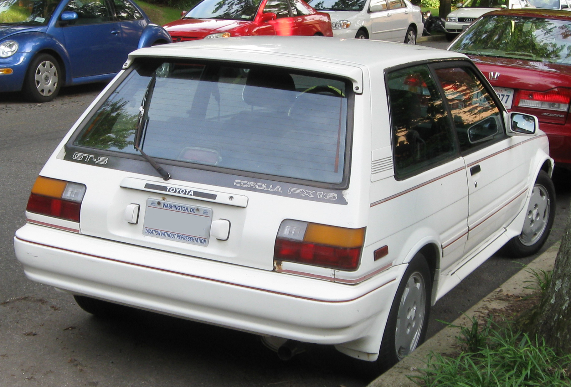 Toyota Corolla Fx Gts Silver Left Rear also Toyota Corolla E together with Fsj Wiringdiagr age additionally X moreover . on 1987 toyota corolla fx engine