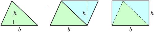 المثلث Triangle.GeometryArea