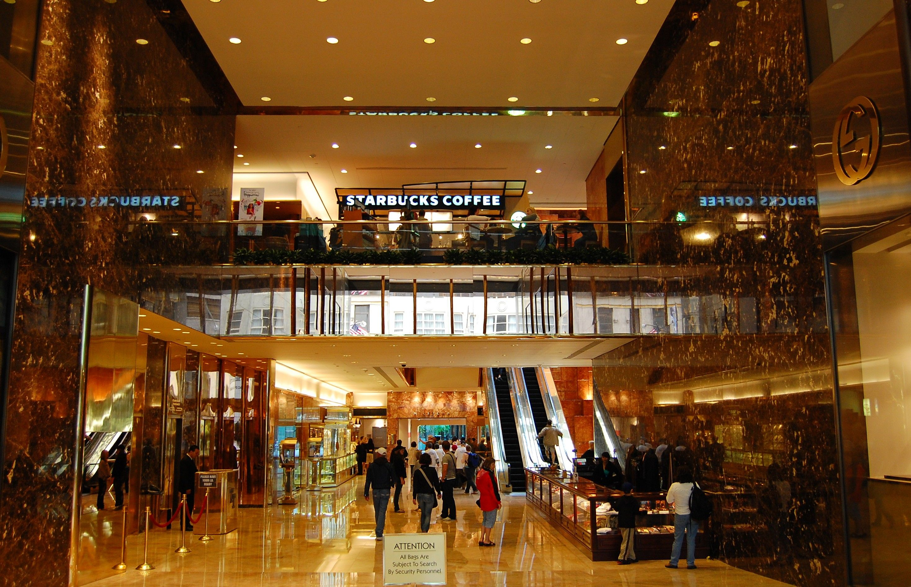 File Trump Tower Atrium Jpg