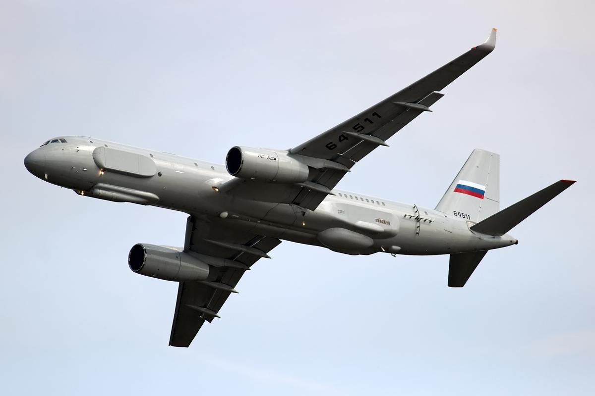Resultado de imagen de Tu-214ON y dos Tu-214R