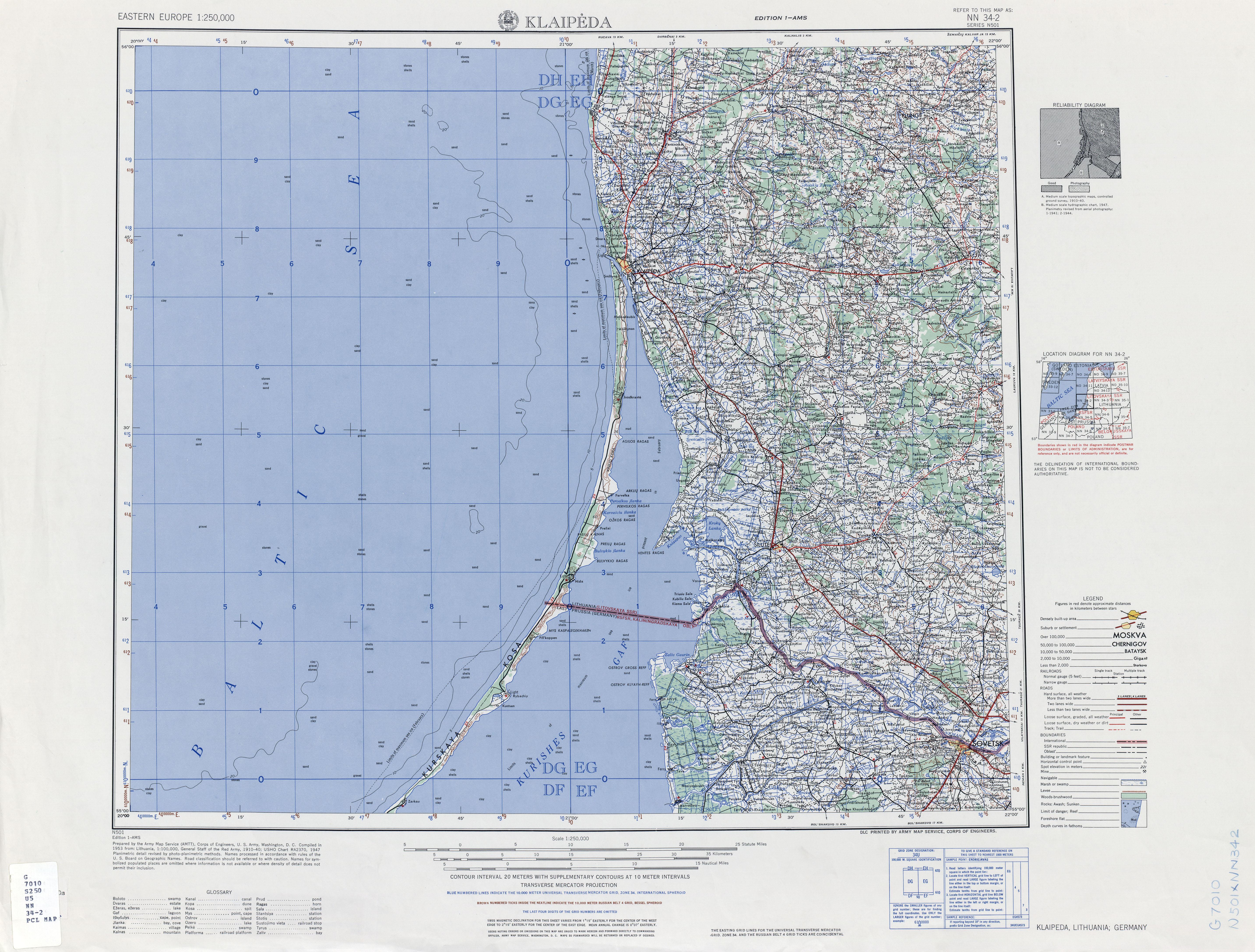 FileUSSR map NN 342 Klaipedajpg Wikimedia Commons